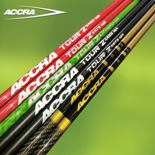 golf shafts accra